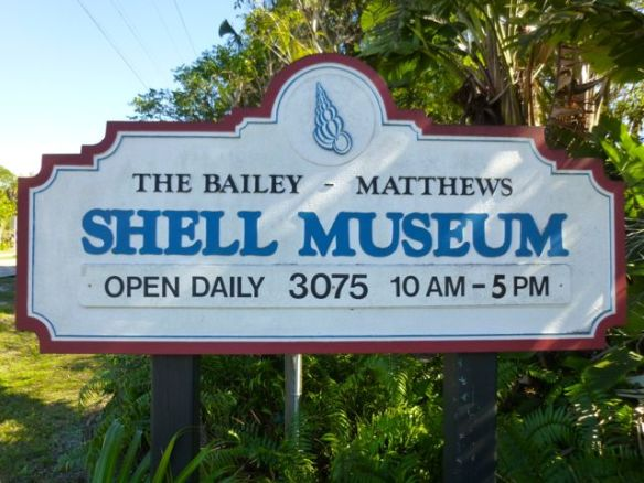bailey-mathews shell museum sign