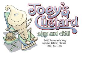 joeys custard logo