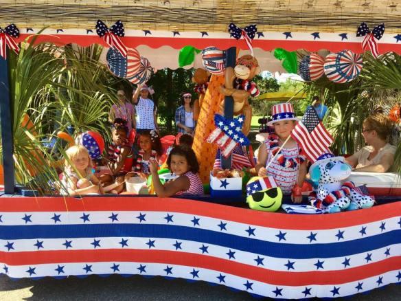 2017 Parade kids