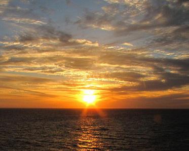 sunset carinteriordesign
