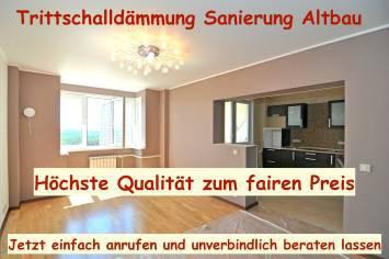 Trittschalldämmung Sanierung Altbau Berlin Sanierung