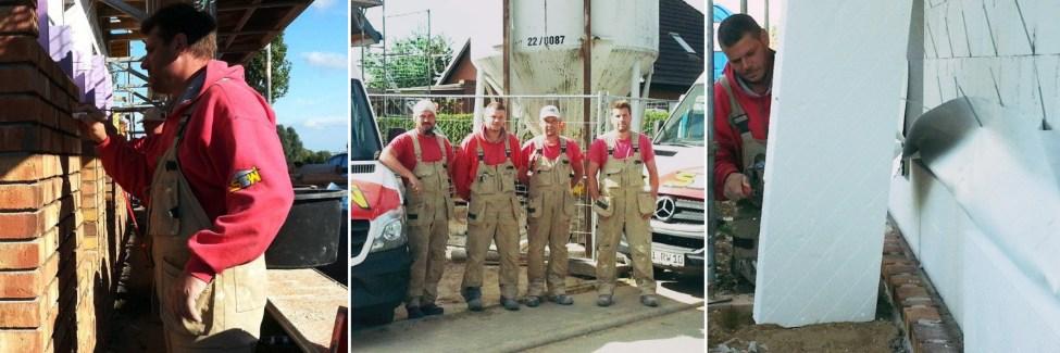 Das Team von SBW - Sanierung Bau Winkelmann
