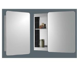 armoire pharmacie a v miroir 460wx660hx120 sanili