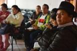 Socialización para huertos en Cotacachi