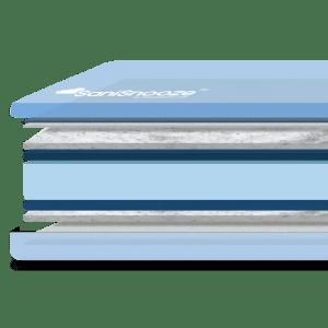 SaniSnooze Cloud Incontinence Mattress Foam Layers