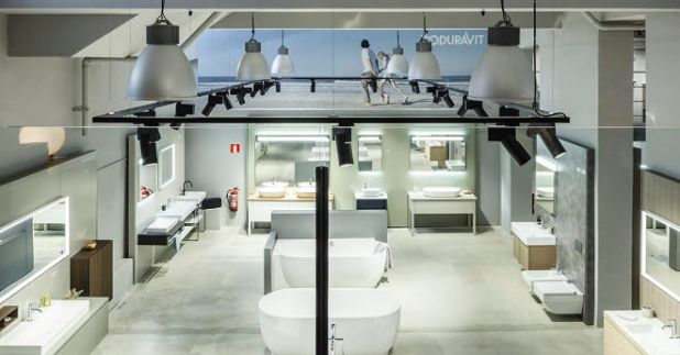 duravit pop up barcelona