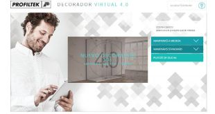 profiltek decorador virtual