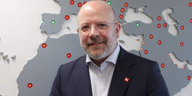 Enrique Gallar CFO Teka Group