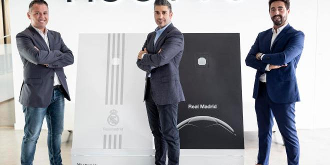 NUOVVO REAL MADRID