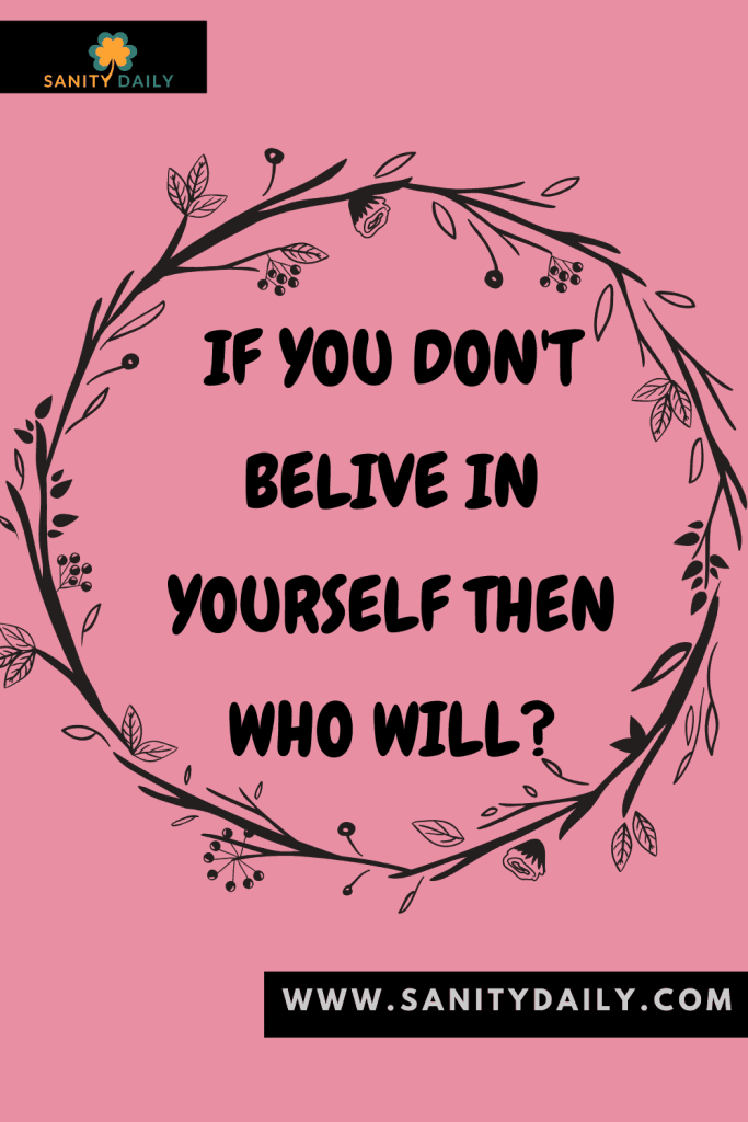 Beating self-doubt as a woman