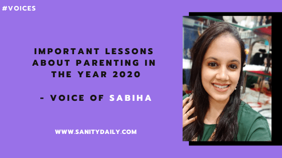 Important Lessons About Parenting In The Year 2020 That Need To Be Carried Forward To 2021