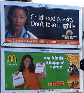 Advertising billboards of life…