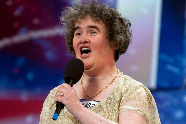 The hype about Susan Boyle