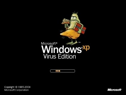 F/H: Is windows a virus?