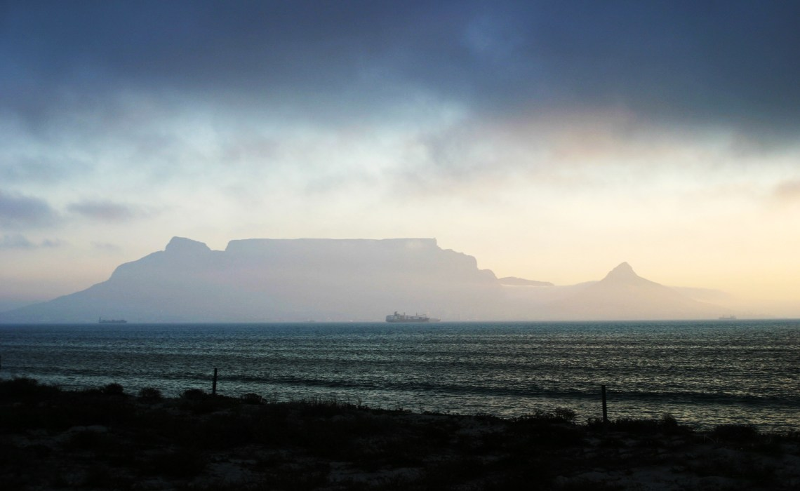 So you want to visit Cape Town, South Africa, heh?