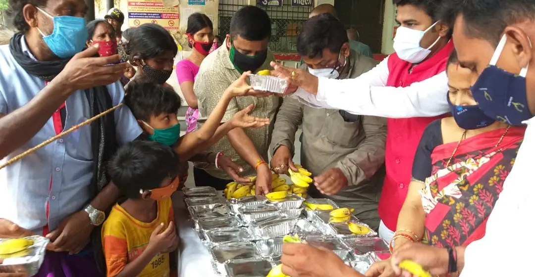 25 Days of Distributing FREE Meals