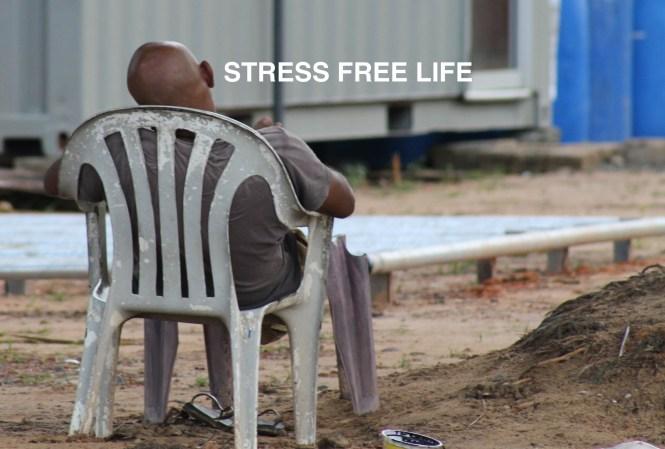 STRESS FRESS LIFE