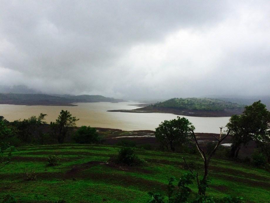 arthur lake bhandardara