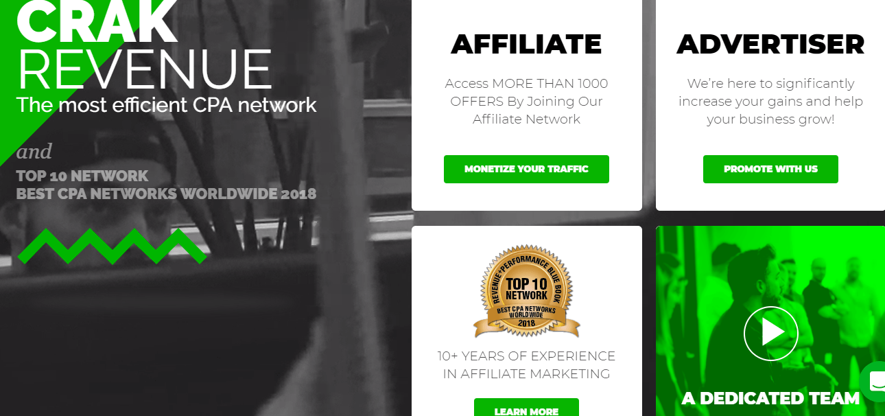 CPA dating affiliate