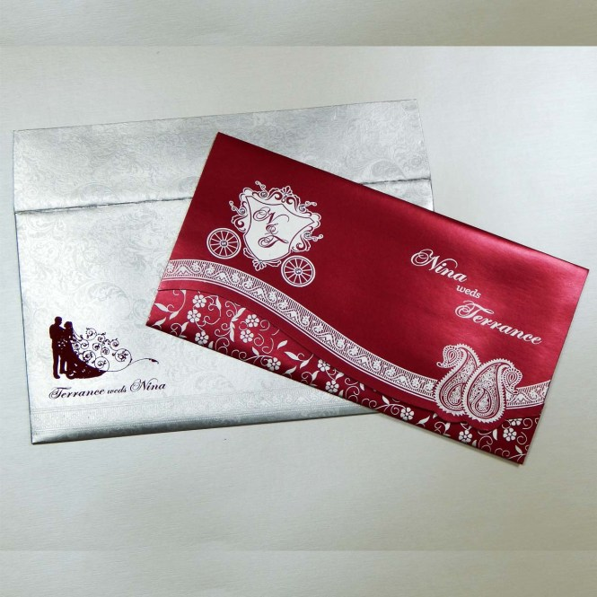 Indian Wedding Minted Stationary 10