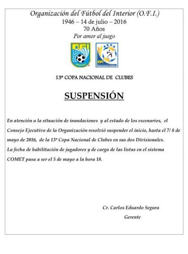 suspension-copa 30 abril