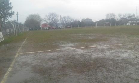 Chanquet lluvia