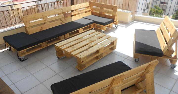 curso para fabricar muebles de palets - Muebles De Palets
