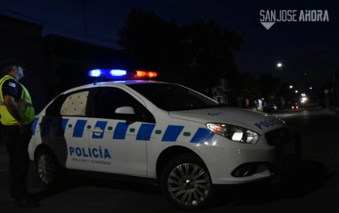 Robos en San José, Libertad, Boca del Cufré y CDP