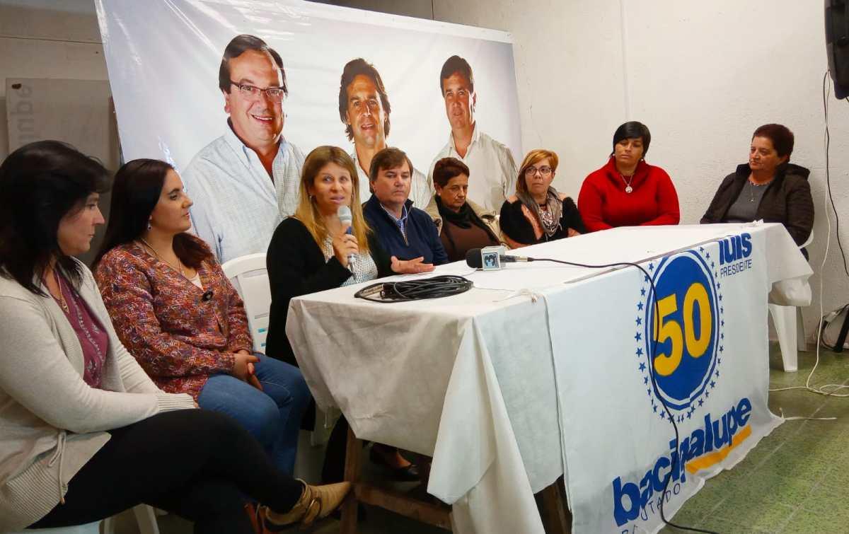 Lista 50 anunció integración de mujeres referentes