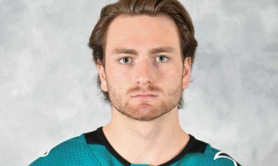 Noah Gregor, San Jose Sharks