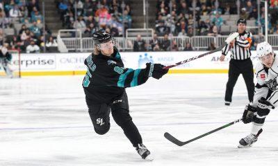 Joachim Blichfeld, San Jose Sharks