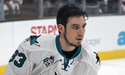 Matt Nieto, San Jose Sharks