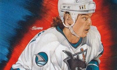 Neil Wilkinson, San Jose Sharks