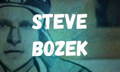 LA Kings Steve Bozek