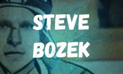 LA Kings Steve Bozek