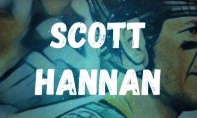 Scott Hannan San Jose Sharks