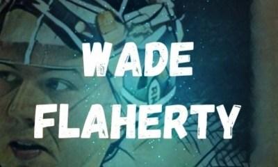 Wade Flaherty San Jose Sharks