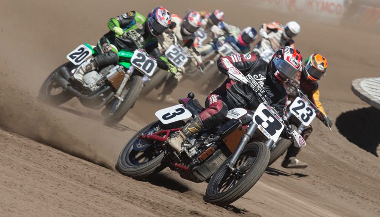 Indian Racing Comes to Calistoga Raceway July 29th