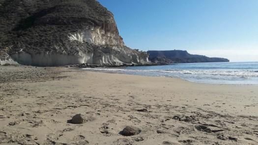 Cala Enmedio, Playas de Almeria