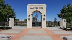 San Juan High School McArthur Field Stadium 2016