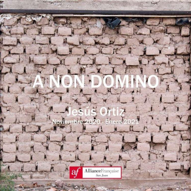 A Non Domino: una instalación de Jesús Ortiz