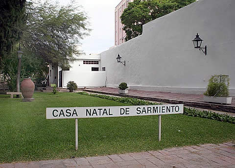 Museo Casa Natal de Sarmiento