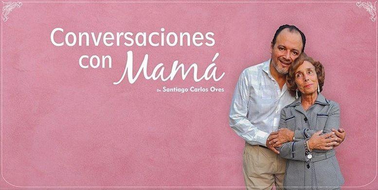 """""""Conversaciones con mamá"""" vuelve a escena"""