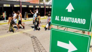 El paraje Difunta Correa propone actividades culturales, históricas y de fe