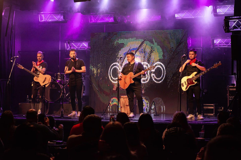 Desde Cosquín llega El Ceibo con tres presentaciones en vivo