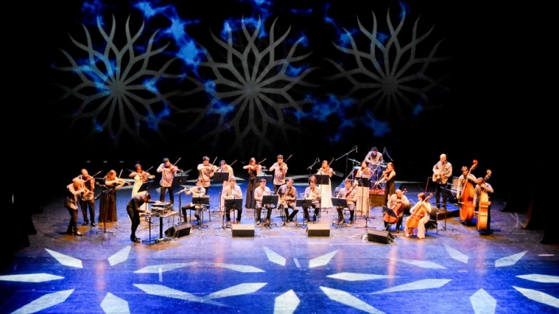 La Camerata se reencuentra con su público en el Teatro Sarmiento