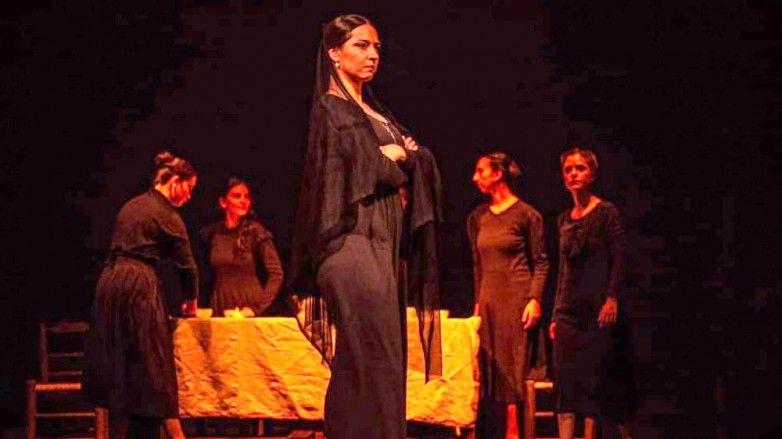 """Danza teatro con """"La Criada"""" en la Sala Auditórium del TB"""