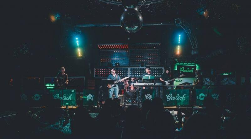 Show en vivo de La Vip de Nápoles