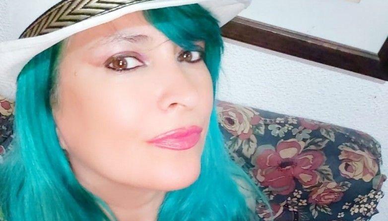 Una artista sanjuanina representa al país con su talento en México
