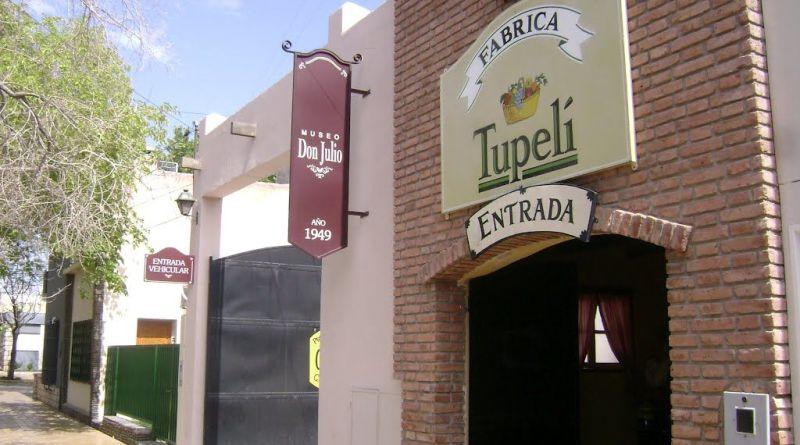 Museo Don Julio y Fábrica Tupelí en San Juan, Argentina